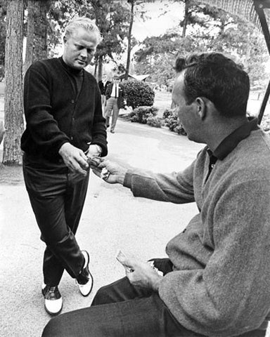 "Jack Nicklaus & Arnold Palmer "" The Lost Bet"""