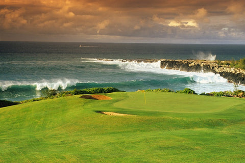 5th Hole at The Bay Course, Kapalua Resort, West Maui