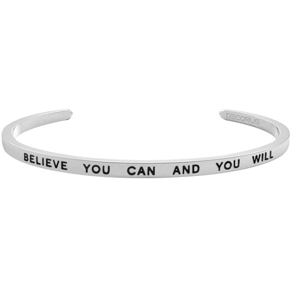 BELIEVE YOU CAN - Decorus Collection