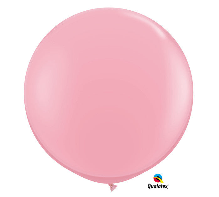 "30"" Large Pink Balloon"