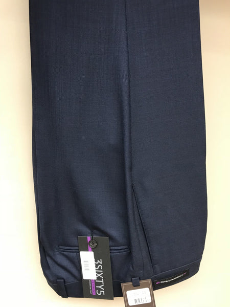 Jack Victor Blue Suit Separate Pant - SP3021 *Pant Only*