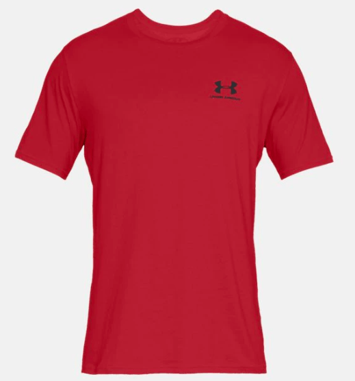 Under Armour Sportstyle Left Chest 1326799 600