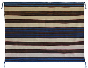 1st Phase Navajo Chief Blanket : Judy Marianito : Churro 1568 - Getzwiller's Nizhoni Ranch Gallery