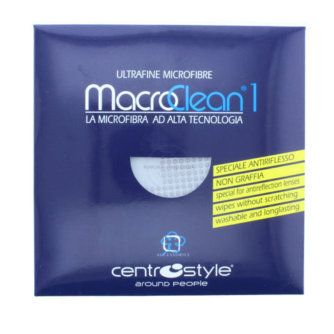Macroclean1 Evolution Rubber-dotted Cloth - Eyecare-Shop - 1