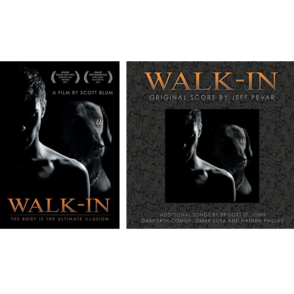 Walk-In Gift Set [DVD + Soundtrack CD]
