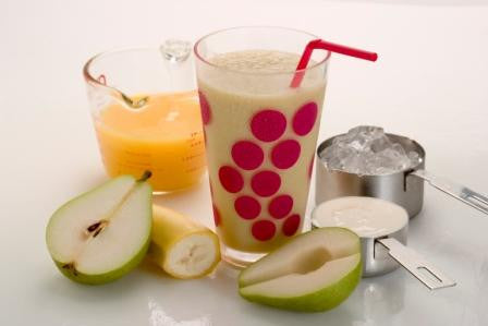 Pear-adise Smoothie