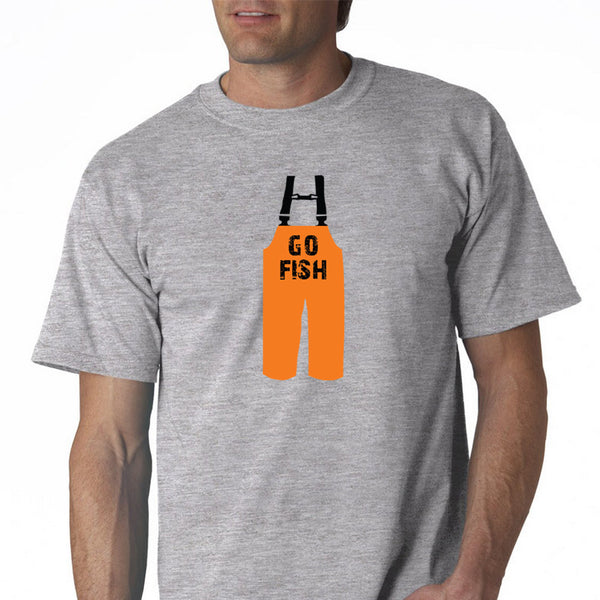 Go Fish T-Shirt - Adult