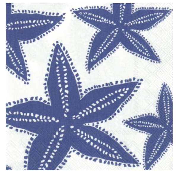 Starfish Cocktail Napkins