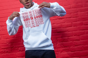 GOD IS GOOD Hoodie