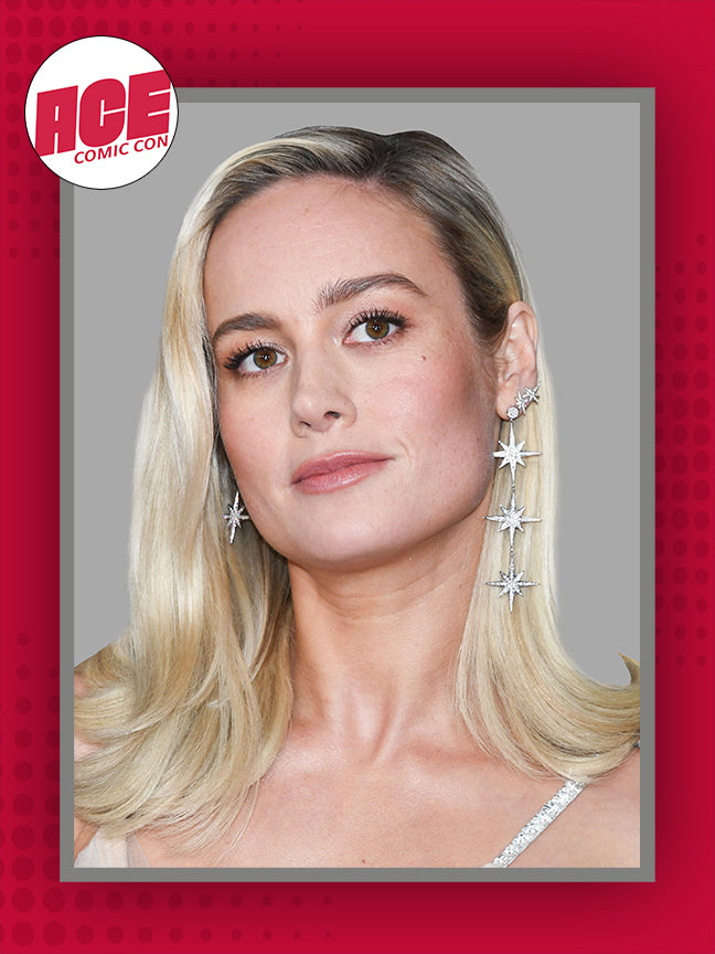 Brie Larson Official ACE Comic Con Signing Autograph Pre-Order
