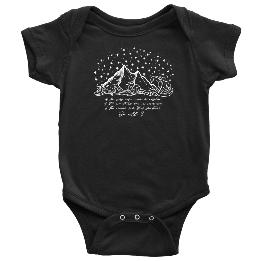 So Will I Kids Tee/Onesie