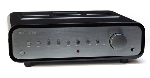 Peachtree Audio Nova 500 Integrated Amplifier with DAC