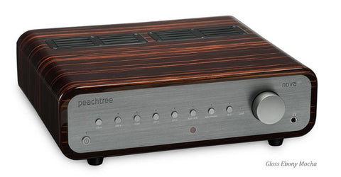 Peachtree Audio Nova 300 Integrated Amplifier with DAC