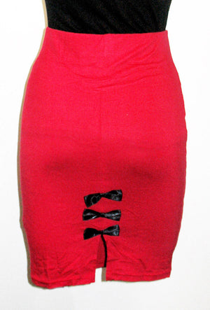 Pinup Pencil Skirt