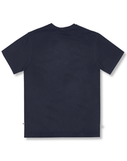 NAVY STITCH APE TEE