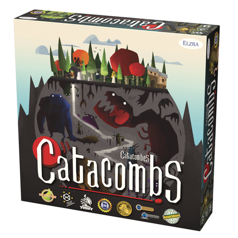 Catacombs Third Edition, Third Printing