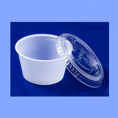 9505083 - CLEAR LID FOR 1.5 & 2 OZ PORTION CUPS