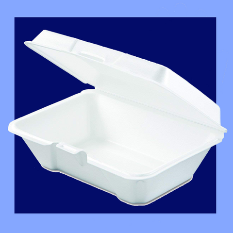 DRT778 - HINGED CARRY OUT CONTAINERS