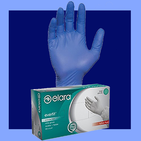 FNE204 - NITRILE GLOVES