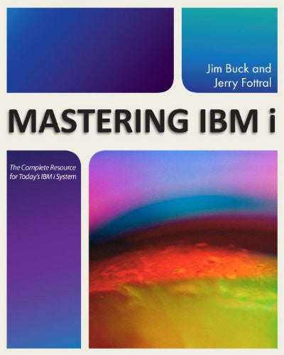 Mastering IBM i Front Cover