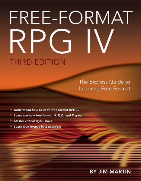 Free-Format RPG IV: Third Edition
