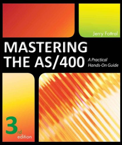 Mastering the AS/400 Front Cover