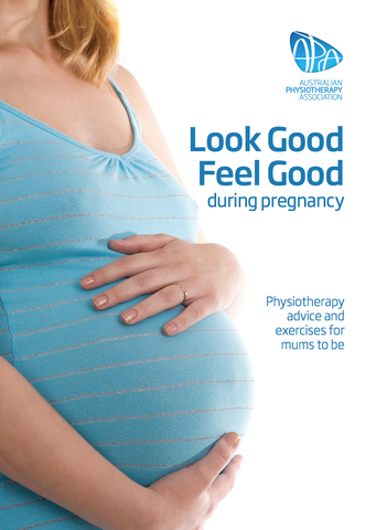 'Feel good look good' brochures