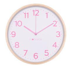 Lolly Pink Clock