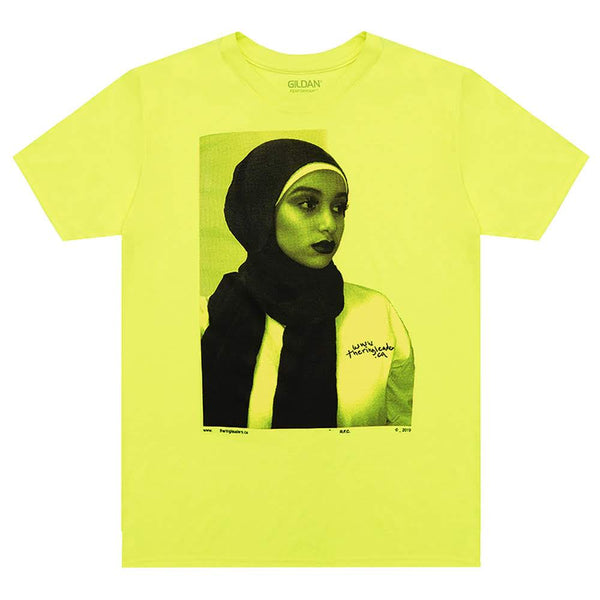 Performance Tee Safety Yellow