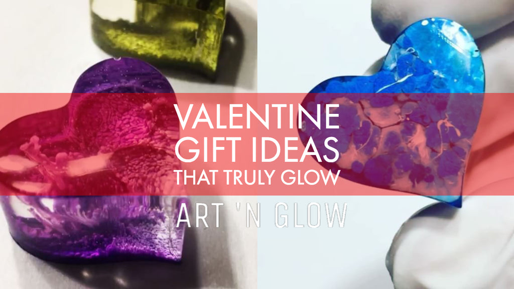 Valentine Gift Ideas That Truly Glow