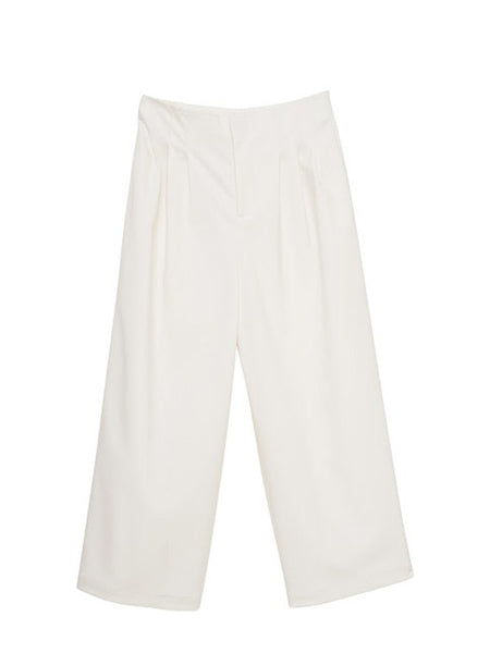 Emile Trouser / Off White Twill