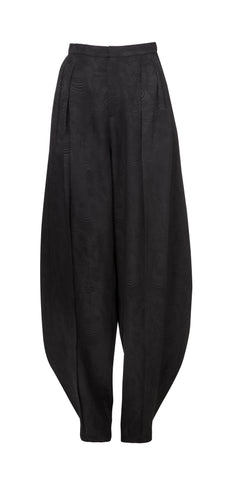 Black Sally Trousers