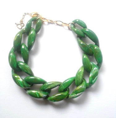 Nathan Emerald Necklace