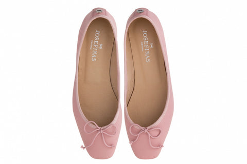 Pink Power Ballerinas