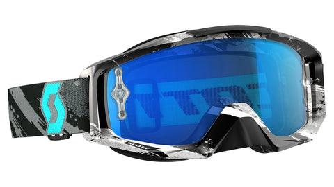 SCOTT TYRANT CHROME LENS GOGGLES - MICA ONLINE SALES  - 1