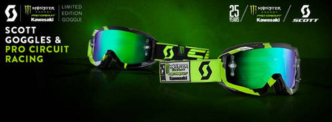 SCOTT LIMITED EDITION GOGGLES - MICA ONLINE SALES  - 3