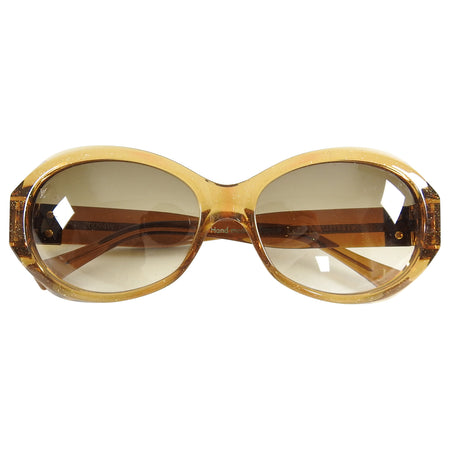 Louis Vuitton Gold Glitter Soupcon Sunglasses Z0094W