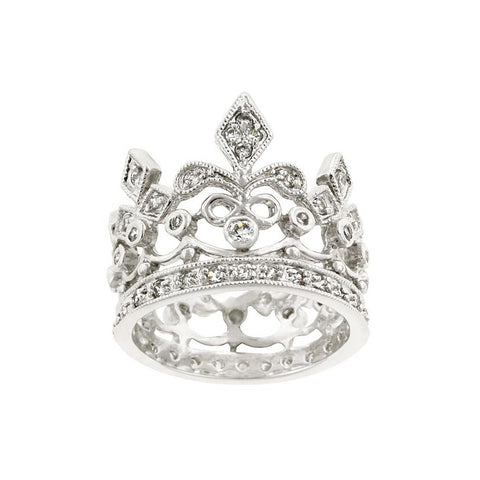 Queen of England Ring