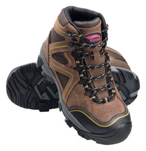 "Women's Crosscut 6"" Steel Toe Waterproof Work Boot"