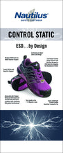shoes to control static shock