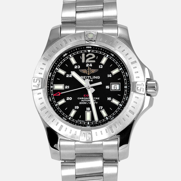 Breitling Colt Automatic Chronometer Black 44mm A17388 - NeoFashionStore