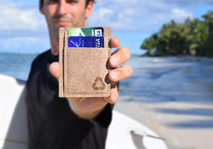 How We Launched This Slim Wallet on Kickstarter