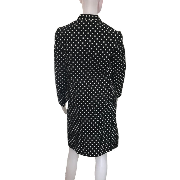 Vintage 1960s Donald Brooks Skirt Suit