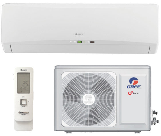 Healthy Home Pack: 8.5kw GREE Heat Pump, R 3.2 Realwool & Supervent 108m²-Home Pack-supercellnz