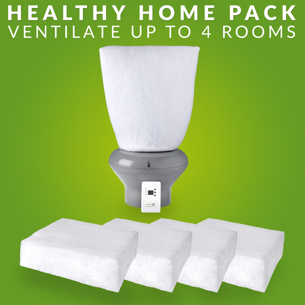 Healthy Home Pack R 2.8 Polyester & Supervent™ 105m²-Home Pack-supercellnz