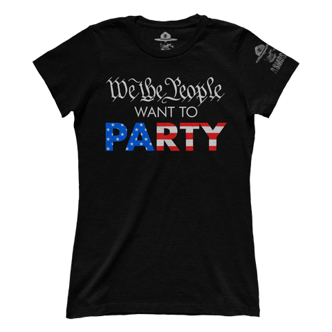 We The People Party (Ladies)