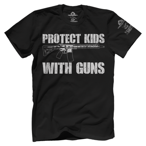 Protect Kids With Guns