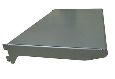 Metal shelf for heavy duty standard - StoreFixtureShowcase.com