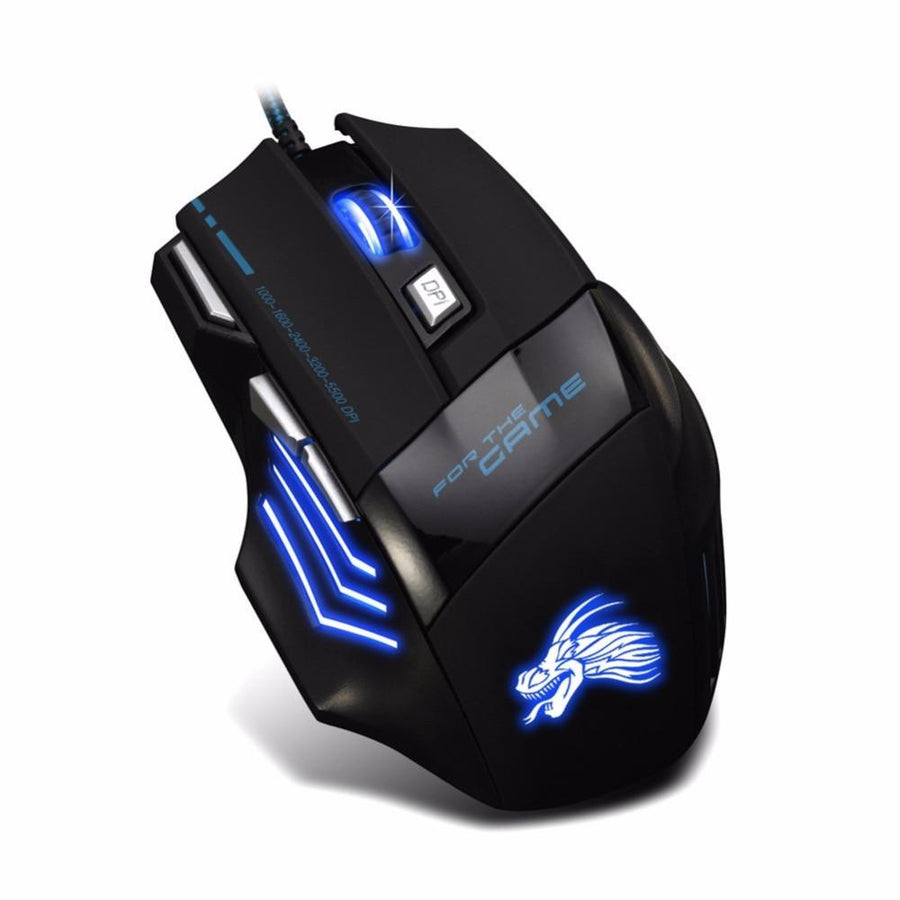 TrendCabin Swty LED Gaming Mouse