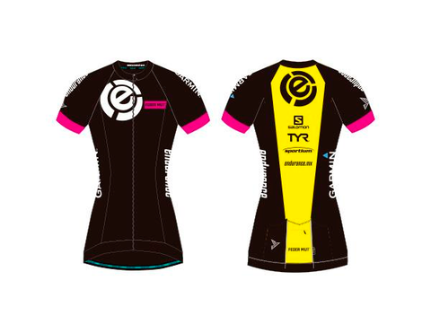 JERSEY WOMAN CUSTOM ENDURANCE